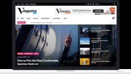 Haberler ve Dergi WordPress Teması Bedava İndir