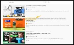 YouTube önerileri
